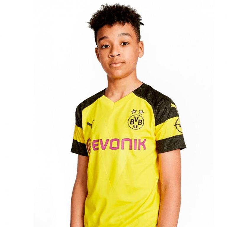 Детская футбольная форма дортмундская боруссия
